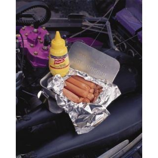Mobile Exhaust Pipe Hot Dog Dogger IV Food Warmer Heater Cooker