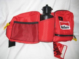 MARLBORO COUNTRY STORE FANNY PACK HIKING GEAR HIP PACK WITH TAGS RARE