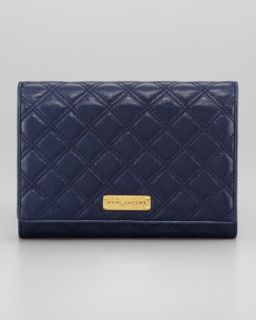 MICHAEL Michael Kors Oversize Sloan Studded Quilted Clutch Bag