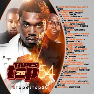 Pop Hip Hop Rap Tapes Top 20 54 Radio Hits Mixtape All The Latest