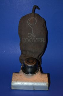 Antique Mini Hoover Vacuum salesmans sample Rare advertising piece Pre