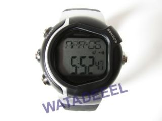 New Pulse Heart Rate Monitor Calories Counter Fitness Watch Black 11