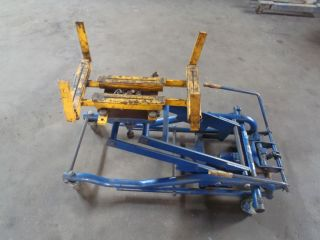 Heavy Duty Truck Transmission Jack