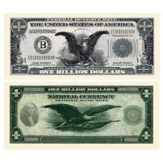 Billion Dollar Bill AAC   Case Pack 100 SKU PAS252274