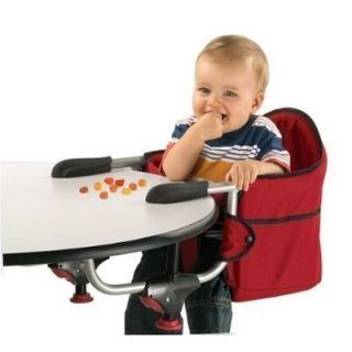 Portable Eating High Chair Booster Seat Table Folding Travel Toddler