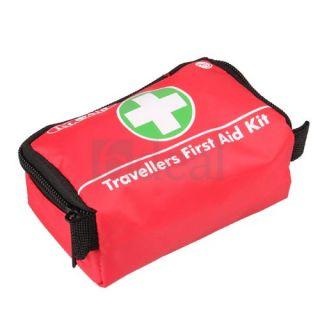 Travel Emergency Survival Medical 1st Firt Aid Kit Bag