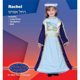 Dress Up America Jewish Mother Rachel Costume Small 4 6
