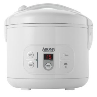 Aroma Housewares Arc 996 Ric 12 Cup Rice Cooker Food Steamer