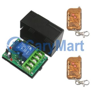 High Power RF Remote Control Radio Controller / Switch