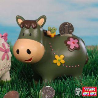 Horse Money Box Piggy Bank Kids Party Favor PIB004