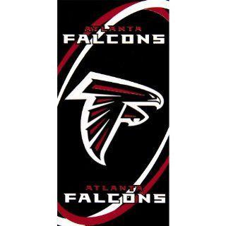 Atlanta Falcons   Logo Fiber Reactive Beach Towel Home