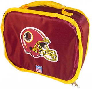 washington redskins nfl soft lunch box lunchbox new the washington