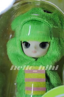 Groova Docolla Gachap PVC Fashion Cute Doll