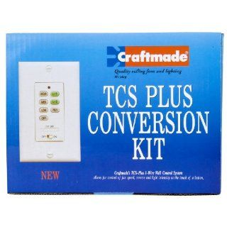 Craftmade OM52BN Wall Unit Remote Total Control System Upgrade Kit