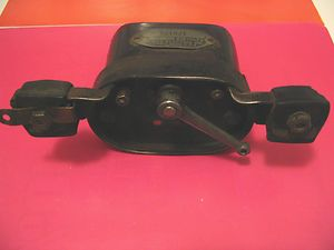 Ford Model A Windshield Wiper Motor Heinze Runs Good