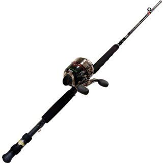 Zebco HAWG SEEKER/702MH WithBITE ALERT SC Fishing Rod and