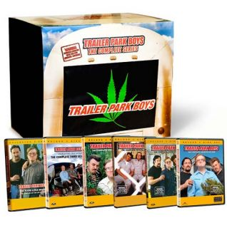 Trailer Park Boys The Complete Series Boxse New DVD