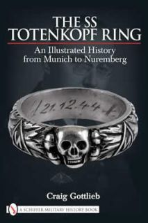 Himmler SS Totenkopf Death Head Ring Guide German WWII
