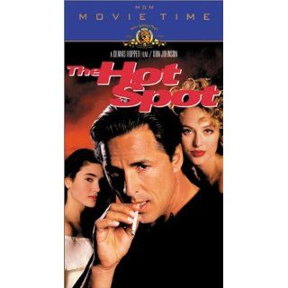 Hot Spot [VHS]: Don Johnson, Virginia Madsen, Jennifer