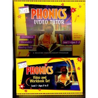 Phonics Video Tutor [VHS] Penton Overseas Movies & TV