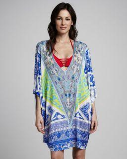 paisley print jersey dress $ 437 pre order