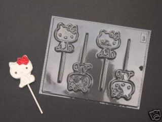 Hello Kitty chocolate mold