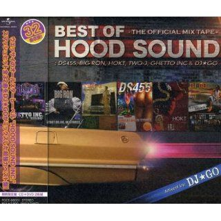 Best of Hood Sound Official Mix Tape DJ Go, Ds455, Big