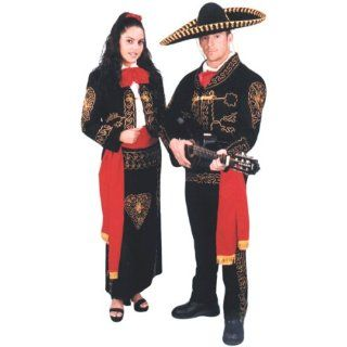Small Male Mariachi Costume (40) Clothing
