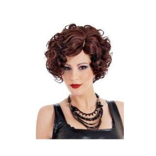 Bundle Vivid Short Layer Bob Burgundy Wig and Aloe Cadabra