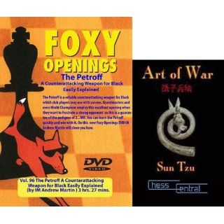 Foxy Chess Openings The Petroff DVD & ChessCentrals Art