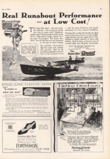 1928 Elto Outboard Motor Boat Engine Marine Sport Race