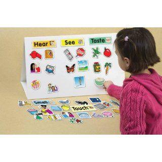 Childcraft Science Sorting Magnets Set   Includes Magnetic
