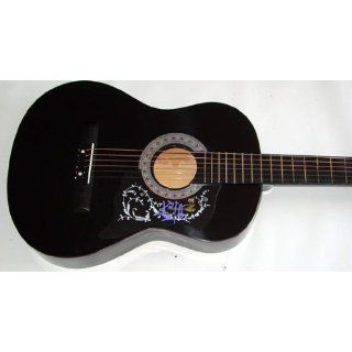 Twisted Sister Eddie Ojeda Autographed Signed Guitar UACC