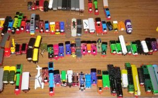 Ertl Diecast Thomas Friends Trains Carriages Trucks Vehicles You