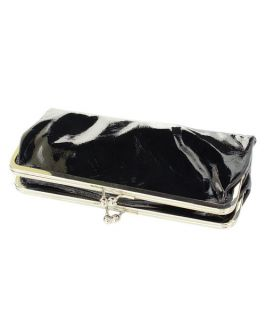 Black Hobo Style Fashion wallet   Brand New  Great Deal
