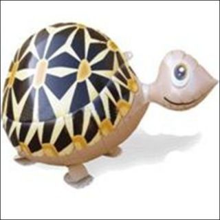 My Own Pet Turtle Walking Animal Foil Balloon Happy Birthday Free