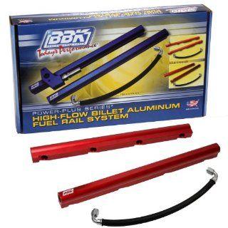BBK 5018 Billet Aluminum High Flow Fuel Rail Kit for GM LS 1