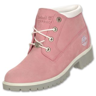 Timberland Nellie Premium Womens Boots Pink