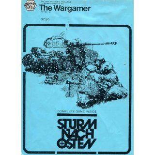 WWW Wargamer Magazine #19, with Sturm Nach Osten Board