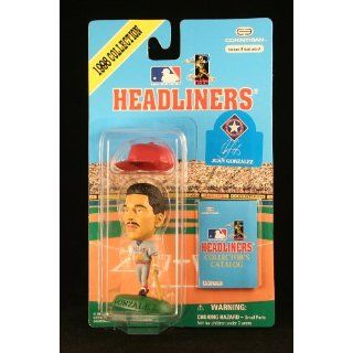JUAN GONZALEZ / TEXAS RANGERS * 3 INCH * 1998 MLB