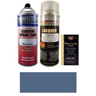 12.5 Oz. Dark Blue Spray Can Paint Kit for 1987 Nissan Sentra (424