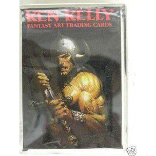 Ken Kelly Fantasy Art Trading Cards Toys & Games