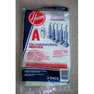Genuine Hoover Vacuum Cleaner Bags    Sacs DAspirateur