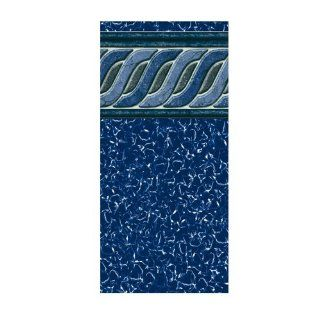 Pool Liner   25 Gauge   Emerald Tile   48 Inch Wall