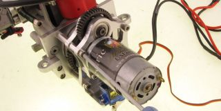 OEM 580 high torque motor to deliver one click starting of your gas