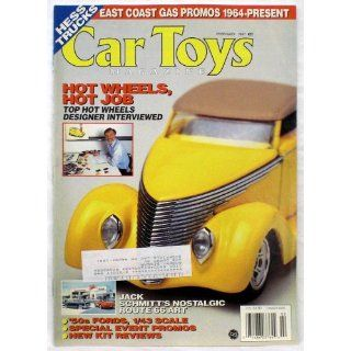 Car Toys Magazine   February 1997 Tony Donaldson Books