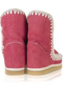 Mou Eskimo suede ankle boots