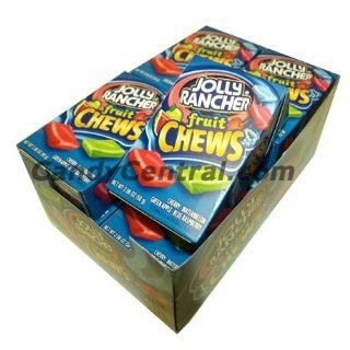 Jolly Rancher Fruit Chews (12 Ct) Grocery & Gourmet Food