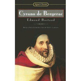 Cyrano De Bergerac Edmond Rostand 9780606288651 Books