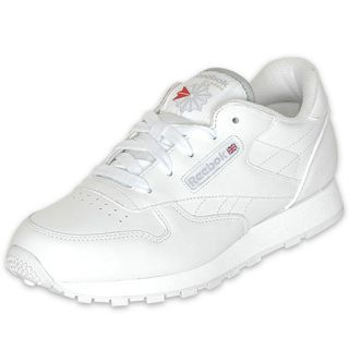 Reebok Kids Classic Leather White